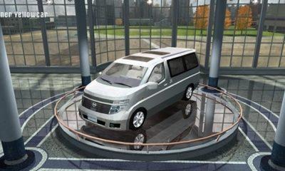 Nissan Elgrand в Mafia 1