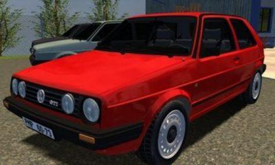 Volkswagen Golf 3 в Mafia 1