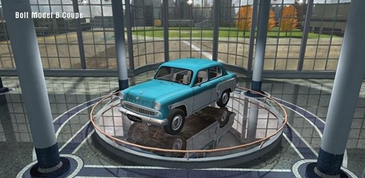 Москвич 407 в Mafia 1