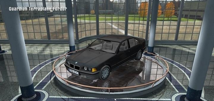 BMW 316i E36 в Mafia 1