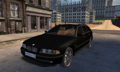 BMW 5 e39 универсал в Mafia 1