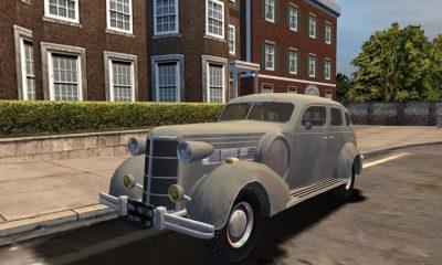 Ford седан 1932 г. в Mafia 1