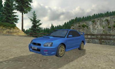 Subaru Impreza WRC в Mafia 1