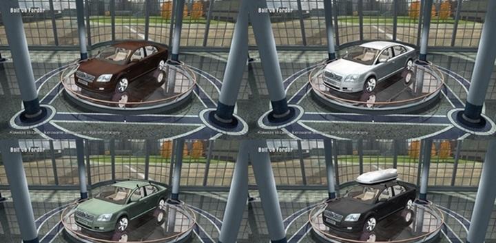 Toyota Avensis в Mafia 1