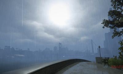 Изменение погоды в Mafia: Definitive Edition