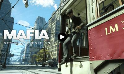 Общественный транспорт в Mafia: Definitive Edition