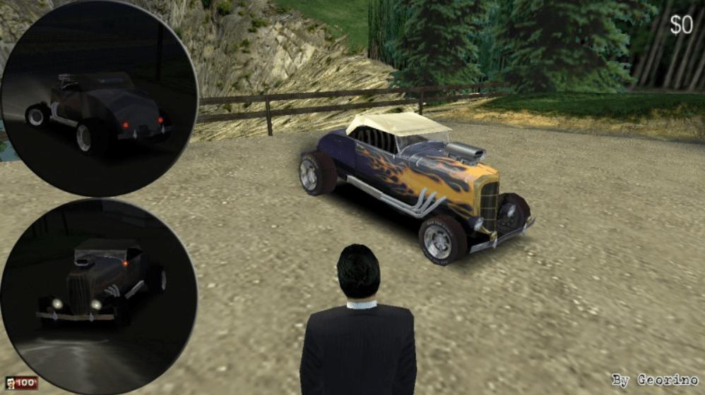 Disorder 4WD в Mafia 1