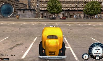 1939 Crusader Chromium taxi в Mafia 1