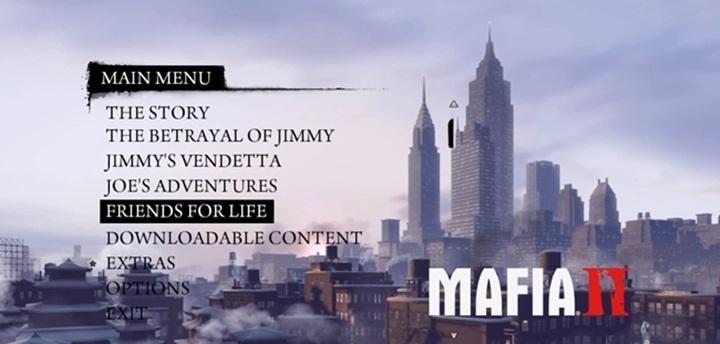 Mafia 2 DLC – Друзья на всю жизнь